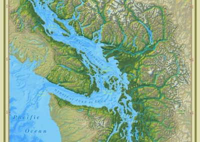 Salish Sea ©Stefan Freelan