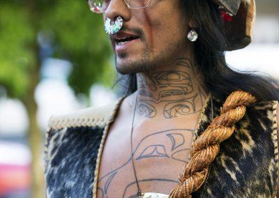 Nahaan (Tlingit), Portland ©Nancy Bleck Slanay Sp'ak'wus